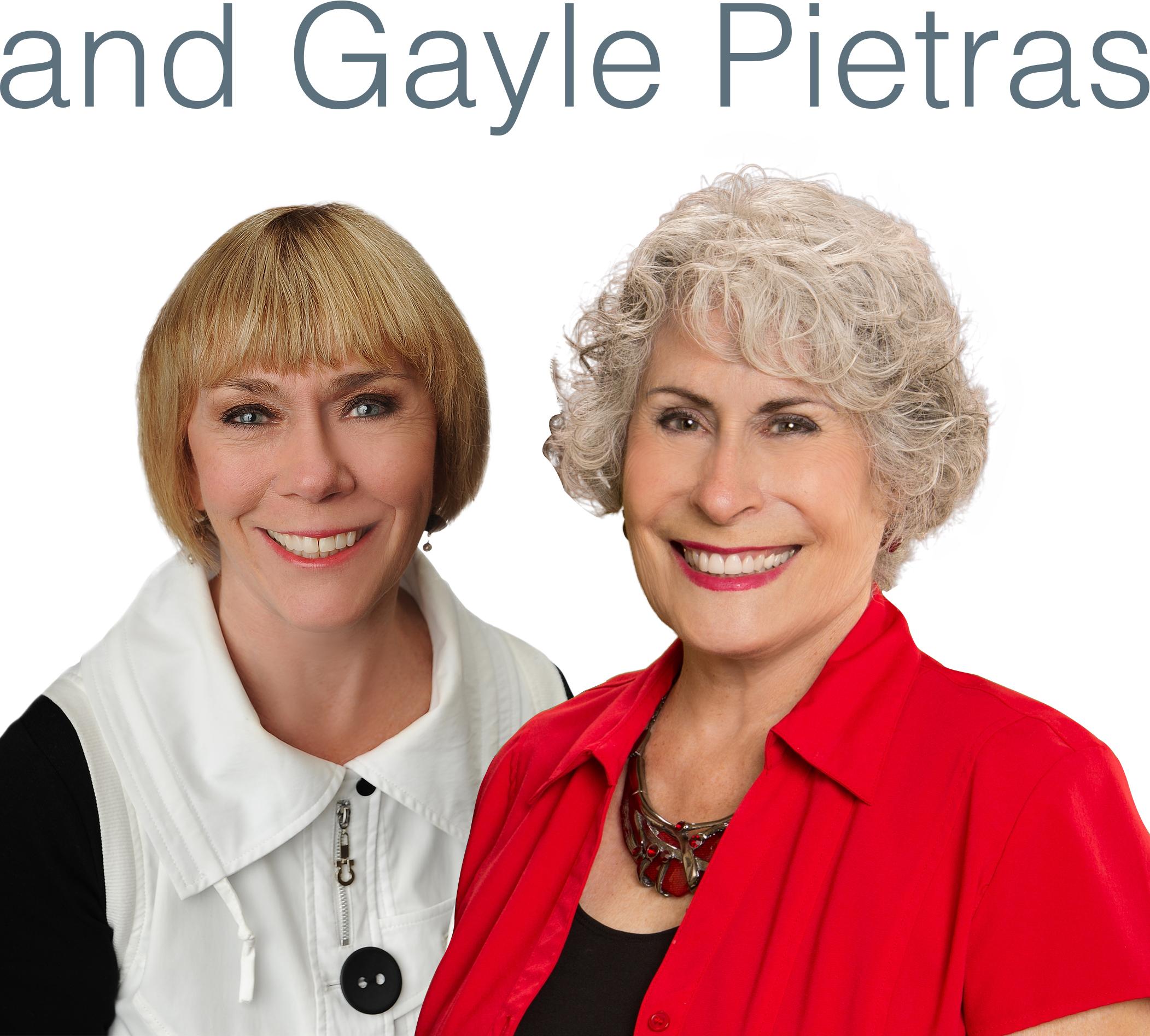 Linda and Gayle