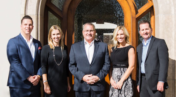 Real estate team photo of David Stoll and Partners in Orange County