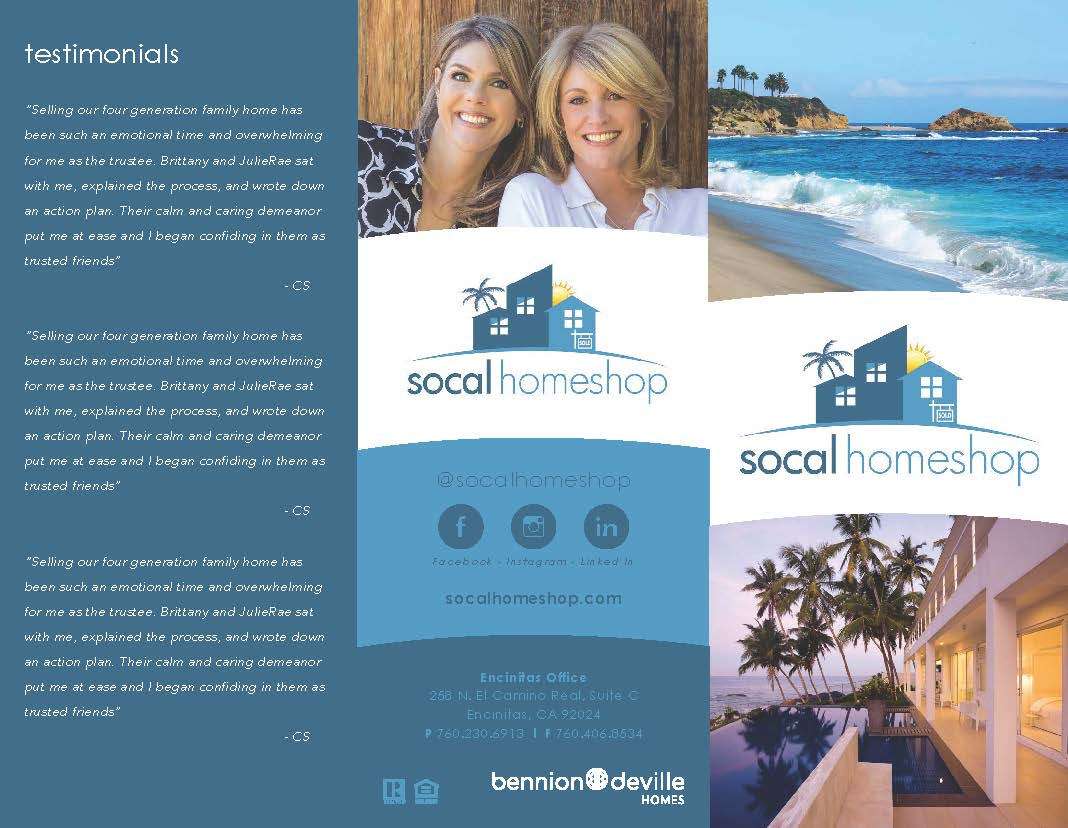Socalhomeshop real estate leave behind 1