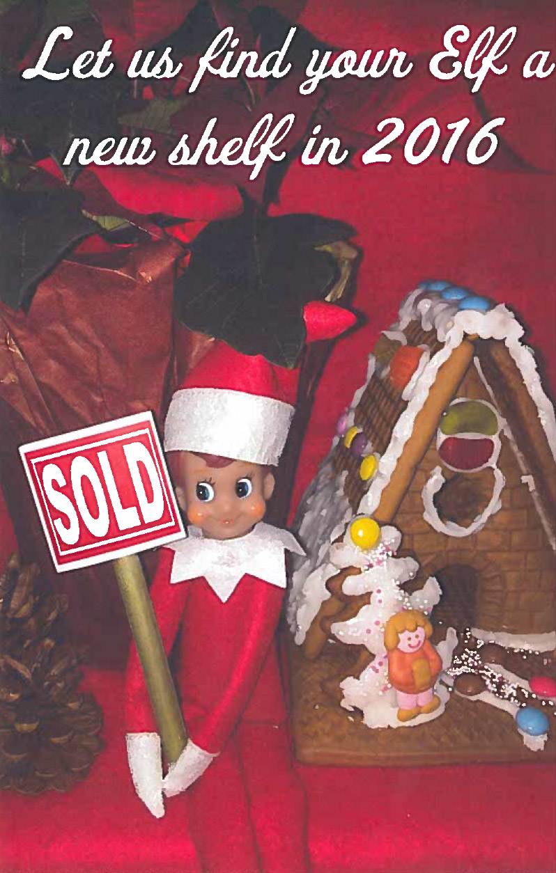 Socalhomeshop real estate christmas mailer