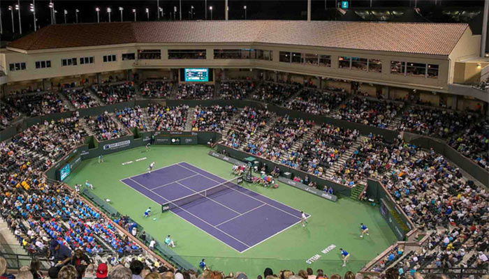 BNP Paribas Open Indian Wells Tennis Garden
