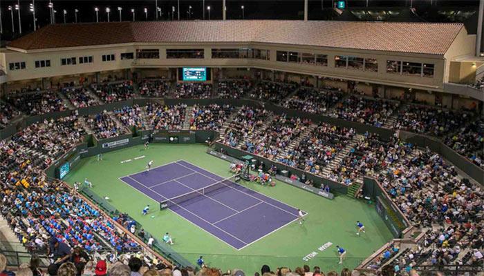 BNP Paribas Open Indian Wells Tennis Garden