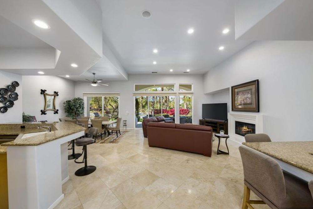 Living Room_108 White Horse, Indian Ridge CC