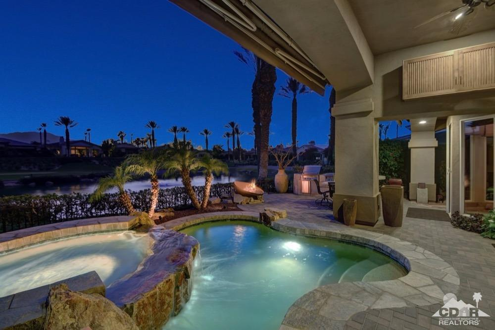 Night-Pool_339 Tomahawk, Palm Desert