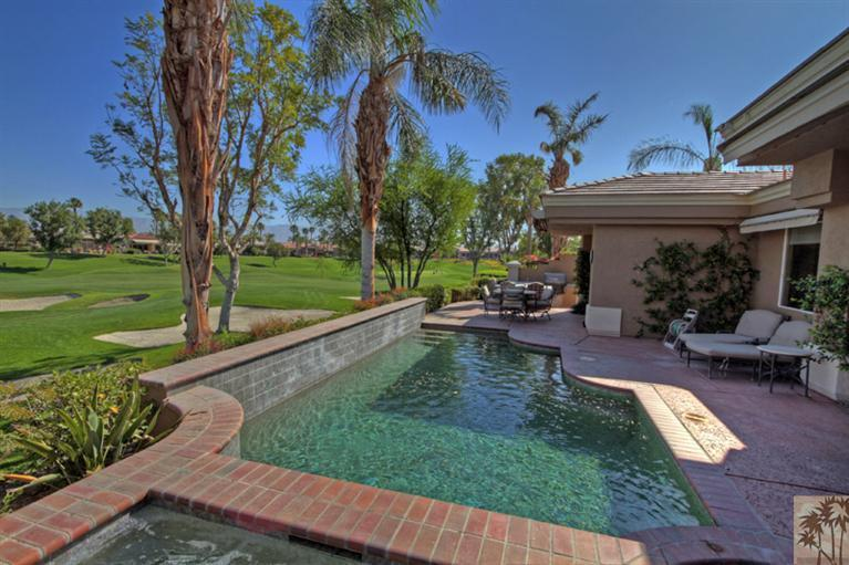Pool View_389 White Horse, Palm Desert, Indian Ridge CC