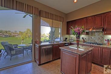 Kitchen View_416 Desert Holly, Palm Desert, Indian Ridge CC