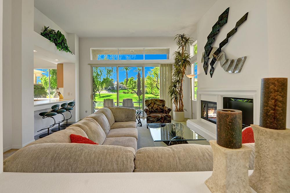 Living Room_543 Falcon View Circle, Indian Ridge CC, Palm Desert
