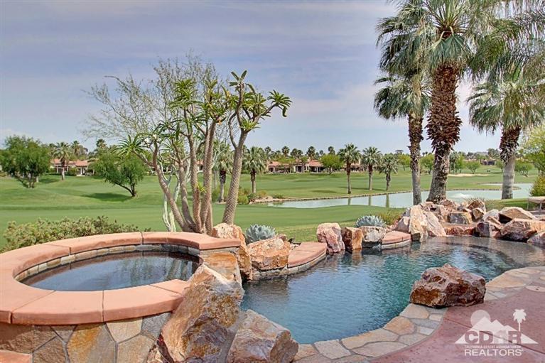 Pool View_737 Mission Creek, Palm Desert, Indian Ridge CC