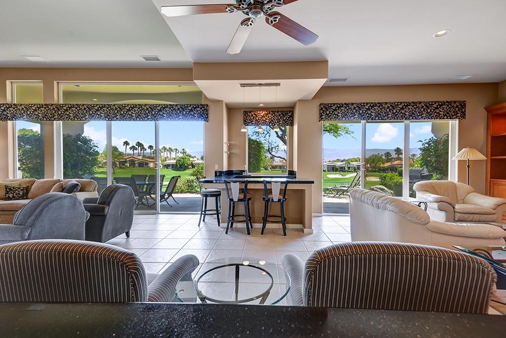 Living Room/Backyard_830 Deer Haven, Indian Ridge CC