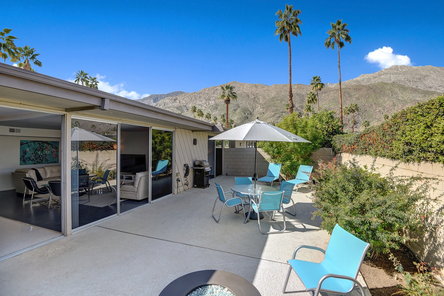 Condo in Palm Springs