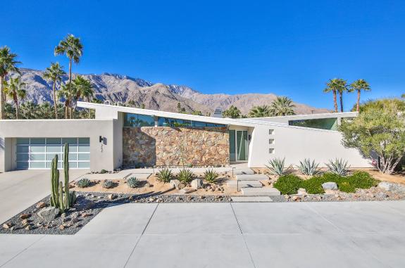 Palm Springs Hugh Kaptur Design
