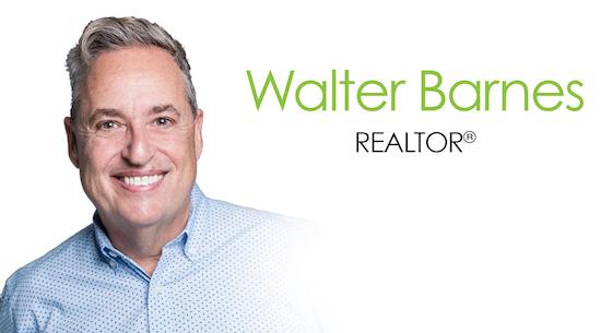 Walter Barnes, REALTOR
