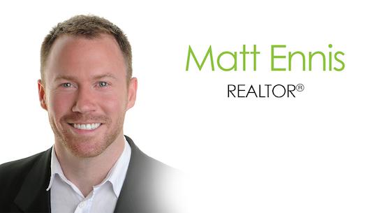 Matt Ennis, REALTOR