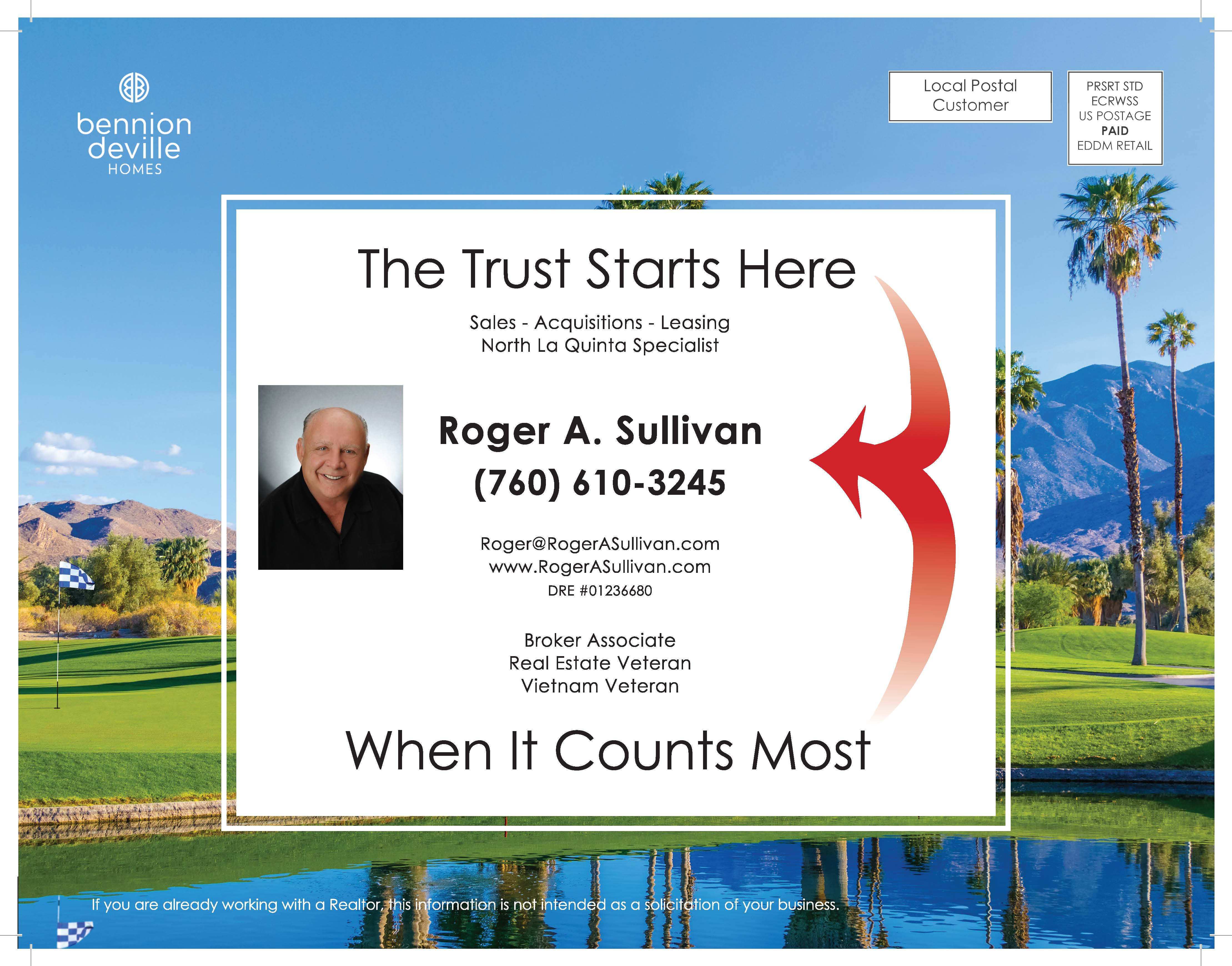 Roger Sullivan - Realtor